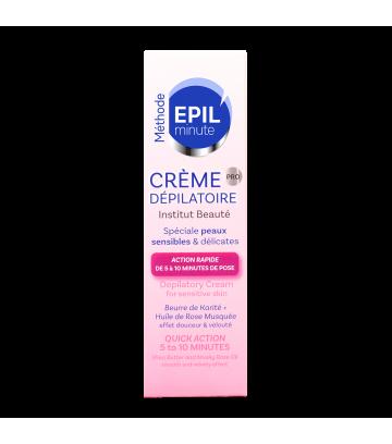 Crème dépilatoire EPIL'minute - 150ml